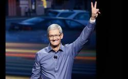 苹果Q3营收538亿美元净利100亿 在华表
